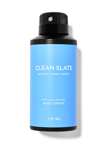 Clean Slate Deodorizing Body Spray