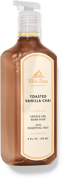 Toasted Vanilla Chai Gentle Gel Hand Soap