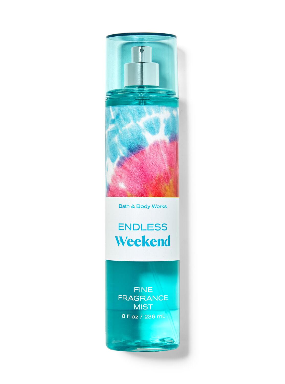 Endless Weekend Fine Fragrance Mist