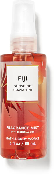 Fiji Sunshine Guava-Tini Travel Size Fine Fragrance Mist
