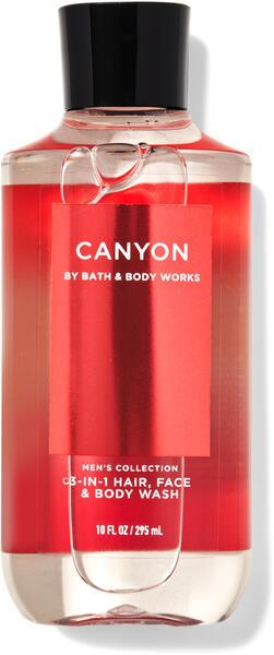 Canyon 3-in-1 Hair, Face & Body Wash