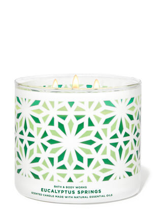 Eucalyptus Springs 3-Wick Candle