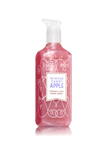 Winter Candy Apple Creamy Luxe Hand Soap - Bath And Body Works