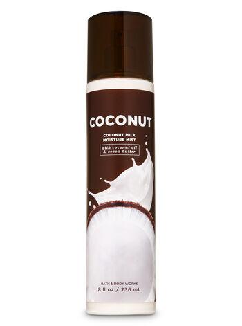 Coconut Milk Moisture Mist - Bath And Body Works