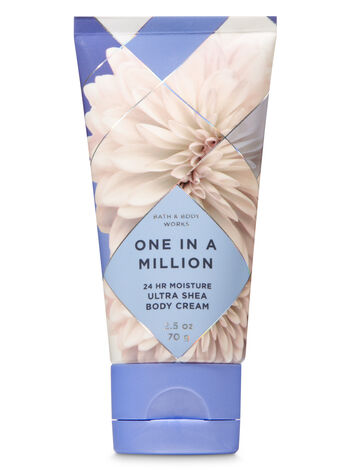 Signature Collection One in a Million Travel Size Body Cream - Bath And Body Works