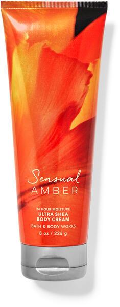 Sensual Amber Ultra Shea Body Cream