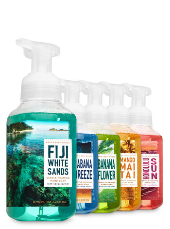 Adventure Awaits Gentle Foaming Hand Soap, 5-Pack - Bath And Body Works