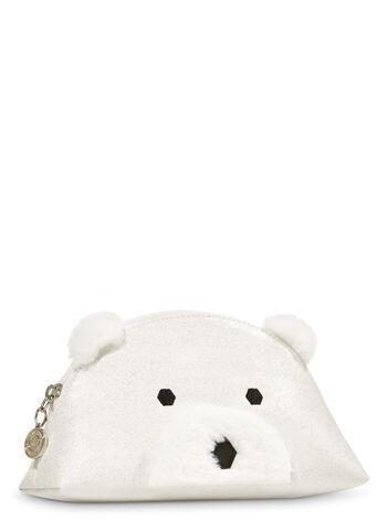 Polar Bear Cosmetic Bag - Bath And Body Works