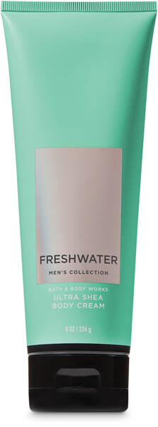 Freshwater Ultra Shea Body Cream