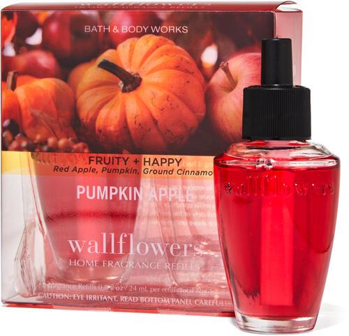 Pumpkin Apple Wallflowers Refills 2-Pack