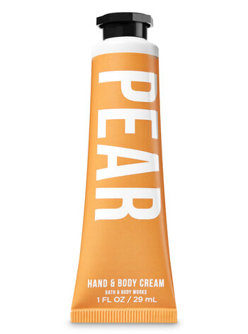 Signature Collection Pear Hand & Body Cream - Bath And Body Works