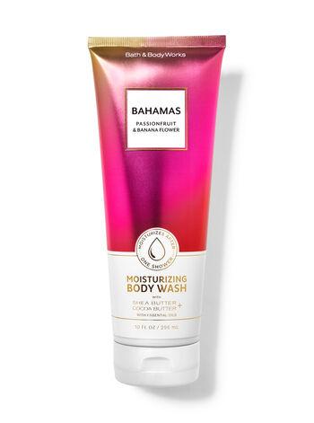 Bahamas Passionfruit & Banana Flower Moisturizing Body Wash