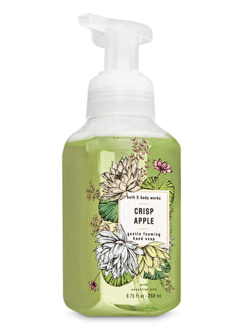 Crisp Apple Gentle Foaming Hand Soap - Bath And Body Works