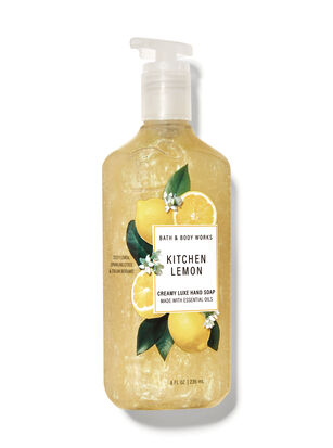 Kitchen Lemon Creamy Luxe Hand Soap