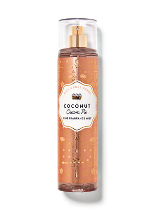 Coconut Cream Pie Fine Fragrance Mist