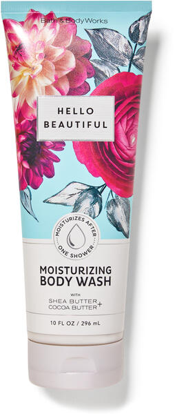 Hello Beautiful Moisturizing Body Wash