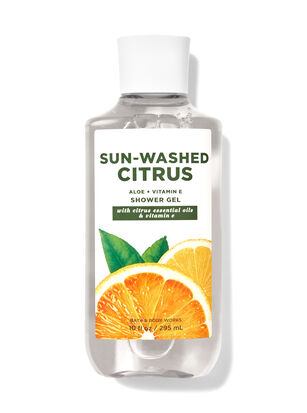 Sun-Washed Citrus Shower Gel