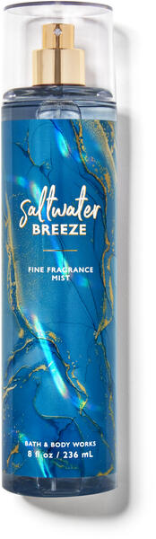 Saltwater Breeze Fine Fragrance Mist