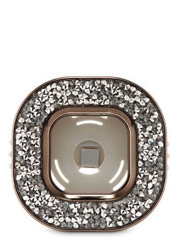 Gemstone Vent Clip Car Fragrance Holder