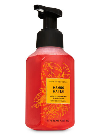 Maui Mango Mai Tai Gentle Foaming Hand Soap - Bath And Body Works