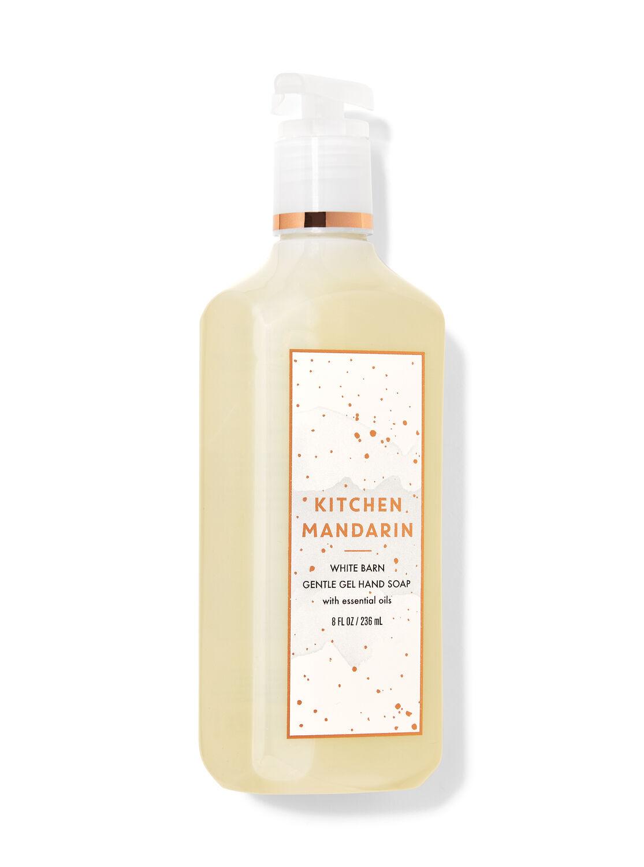 Kitchen Mandarin Gentle Gel Hand Soap