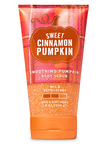 Sweet Cinnamon Pumpkin Smoothing Pumpkin Body Scrub - Bath And Body Works
