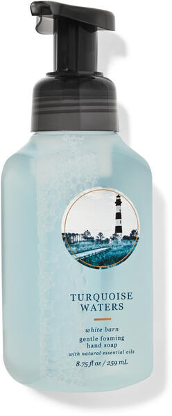 Turquoise Waters Gentle Foaming Hand Soap