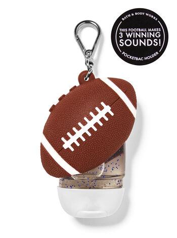 Noise-Making Football PocketBac Holder