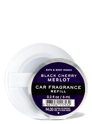 Black Cherry Merlot Car Fragrance Refill