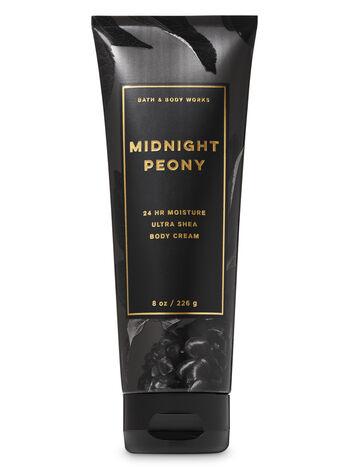 Midnight Peony Ultra Shea Body Cream - Bath And Body Works