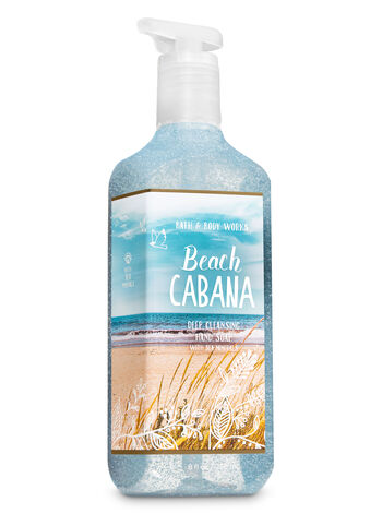 Beach Cabana Deep Cleansing Hand Soap - Bath And Body Works
