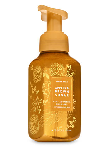 Apples & Brown Sugar Gentle Foaming Hand Soap - Bath And Body Works