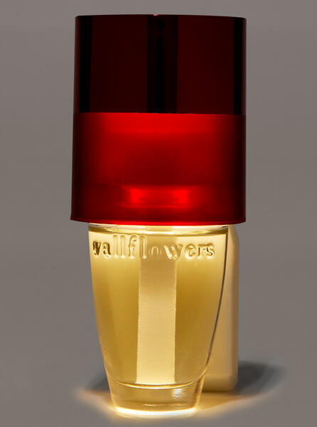Two-Toned Red Nightlight Wallflowers Fragrance Plug