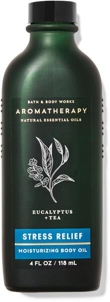 Eucalyptus Tea Moisturizing Body Oil