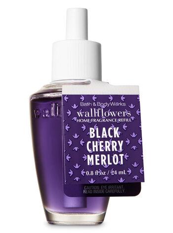Black Cherry Merlot Wallflowers Fragrance Refill - Bath And Body Works