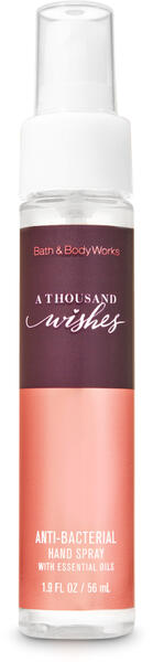 A Thousand Wishes Hand Sanitizer Spray