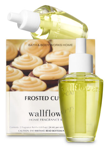 Frosted Cupcake Wallflowers Refills, 2-Pack - Bath And Body Works