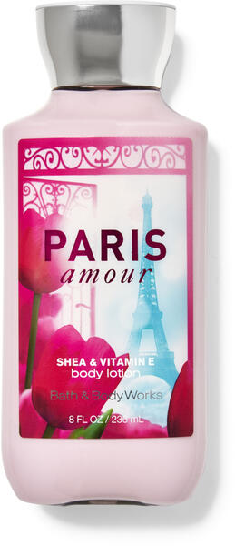 Paris Amour Body Lotion