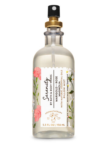 Aromatherapy Marigold Rose Magnolia Pillow Mist - Bath And Body Works