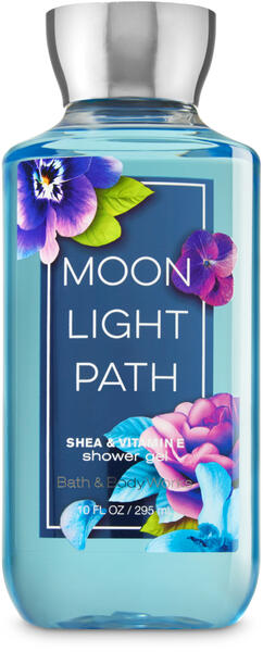 Moonlight Path Shower Gel
