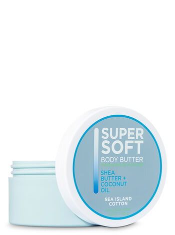 Sea Island Cotton Super Soft Body Butter - Bath And Body Works