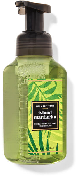 Island Margarita Gentle Foaming Hand Soap