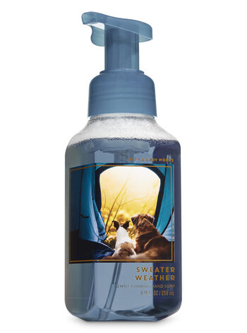 Sweater Weather Gentle Foaming Hand Soap - Bath And Body Works