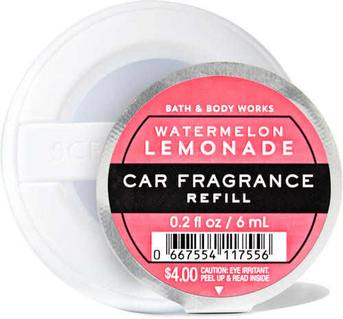Watermelon Lemonade Car Fragrance Refill