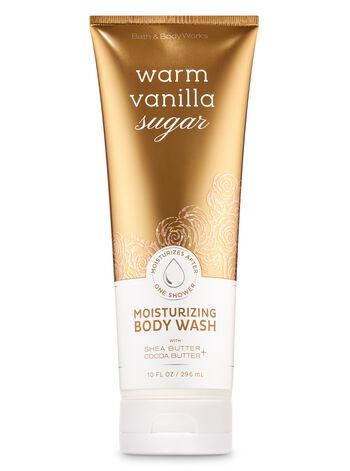Warm Vanilla Sugar Moisturizing Body Wash - Bath And Body Works