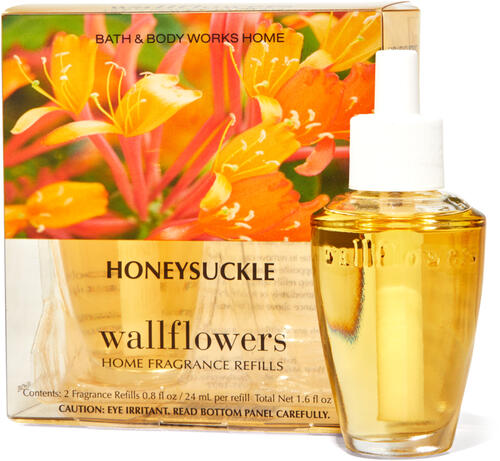 Honeysuckle Wallflowers Refills 2-Pack
