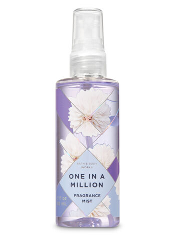 Signature Collection One in a Million Travel Size Fine Fragrance Mist - Bath And Body Works