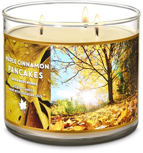 Candles – 3-Wick, Medium & Mini   Bath & Body Works
