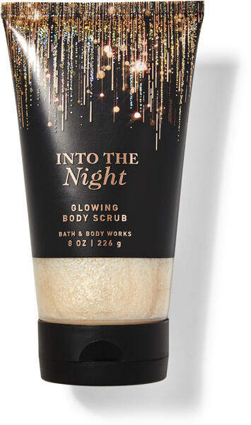 Into the Night Glowing Body Scrub
