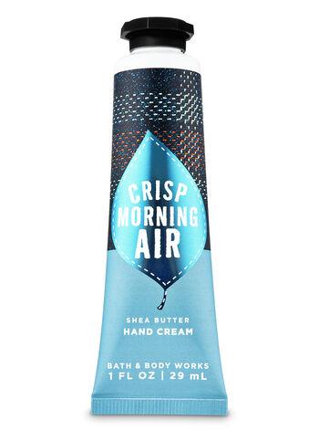 Crisp Morning Air Hand Cream - Bath And Body Works